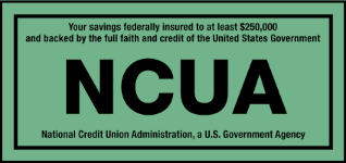 Insured by NCUA.